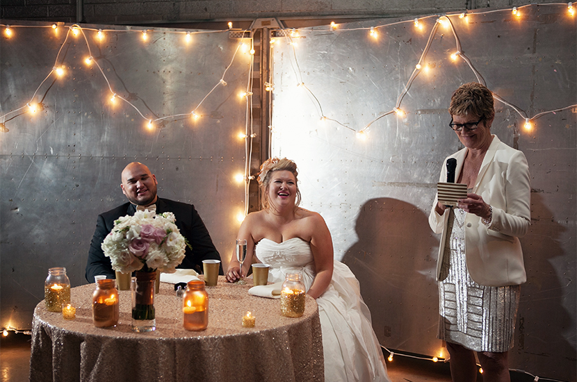 Icehouse minneapolis wedding